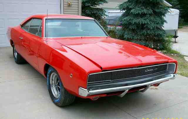 1968 Dodge Charger 440 6 pack