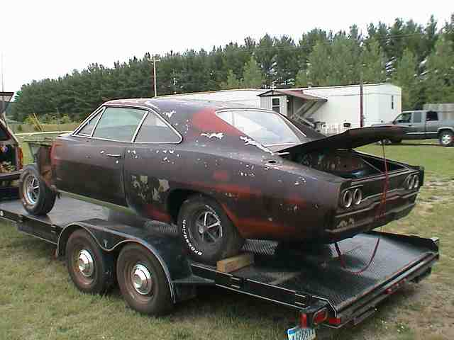 Cool Car Picture >> 1968 Charger RT - Classic Car Restoration LLC