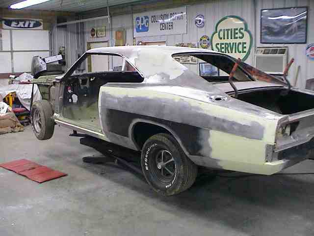 1968 Charger For Sale >> 1968 Charger RT - Classic Car Restoration LLC